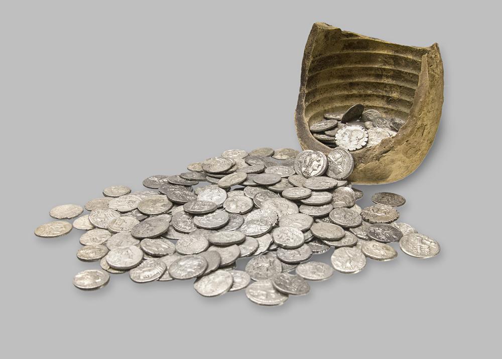 Tesoretto di monete